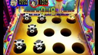 Critter Hitter - 1st Place - Arcade Zone  Nintendo Wii
