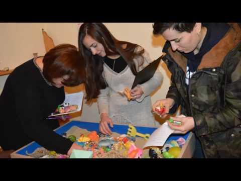 Art Therapy For Everyone. Tbilisi, Georgia