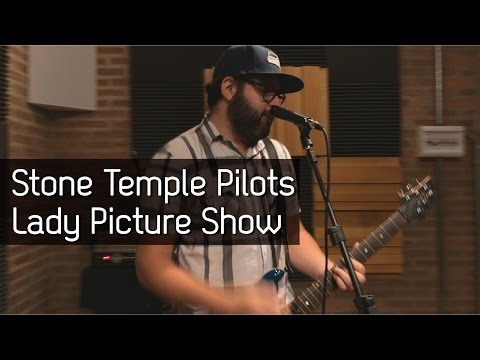 Lady Picture Show - Stone Temple Pilots cover by Bruno Nogueira