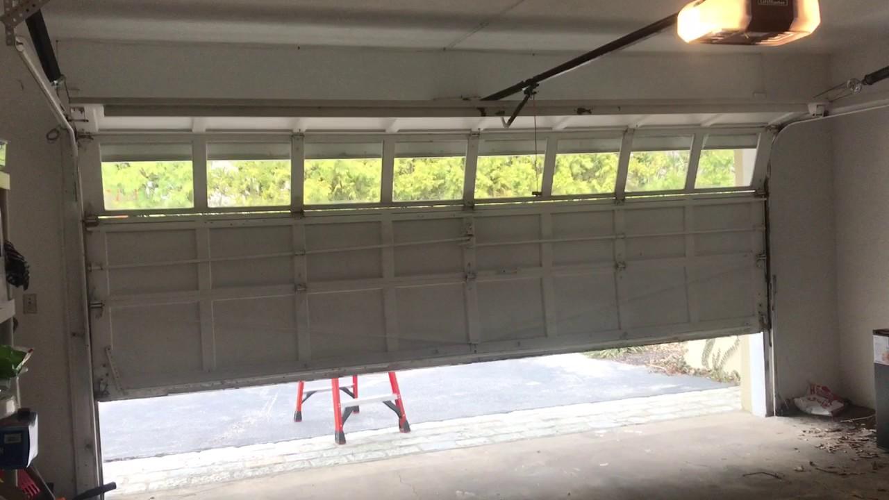 Awesome Batoffu0027s Garage Doors Installs LiftMaster 8550W