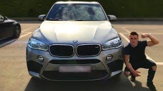 ПЕРВЫЙ РАЗ С BMW X5M.МАЛЕНЬКИЙ КАЧОК. РУССКИЙ ФРАНЦУЗ