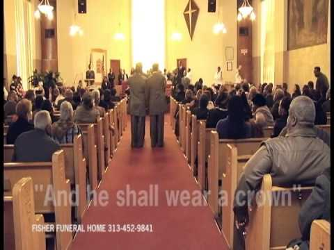 Fisher Funeral Home John Lucy Deacon Maxey Homegoing