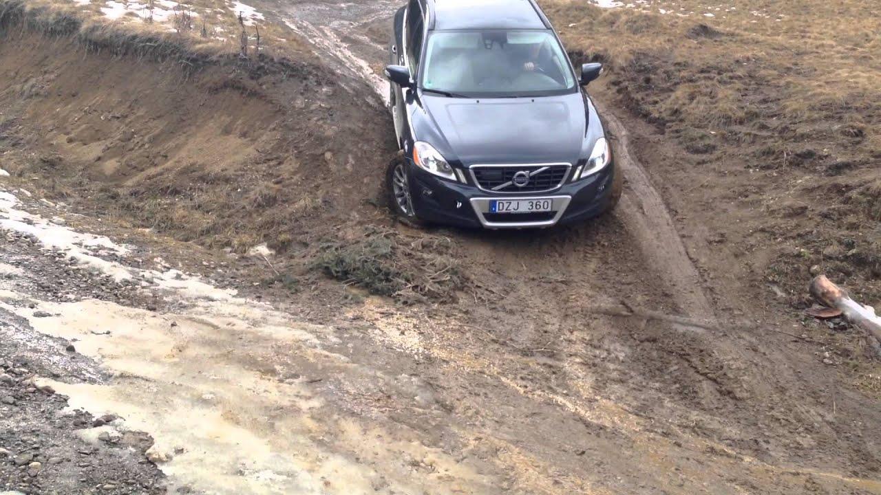 Volvo XC60 Off-road - YouTube
