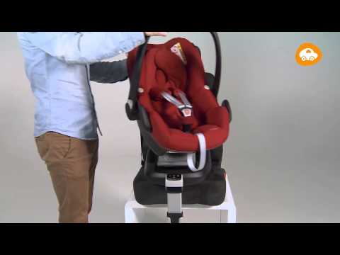 Super Maxi Cosi Pebble Test (mit ISOFIX) & Anleitung | Kindersitz Tests AV-67