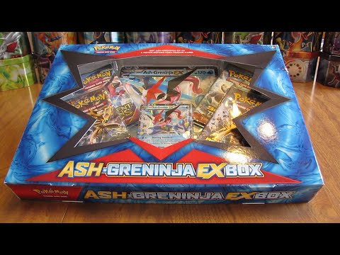 Ash Greninja EX BOX LOT OF 2 X POKEMON ONLINE CODE CARDs