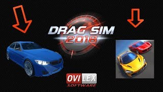 Drag Sim 2018 - App Check - iPhone / iPad iOS / Android Game - Alexandru Marusac
