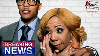T.I.'s Wife Tiny R0BBED Of Almost 1 Million Dollars Worth Of Jewelry In ATL!!