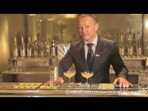 Beluga Signature Bartender Competition London 2016