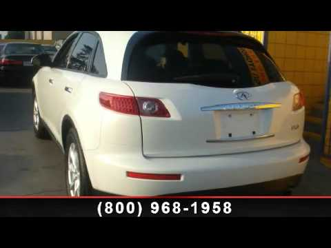 2006 Infiniti FX35 - Used Hondas USA - Bellflower, CA 90706
