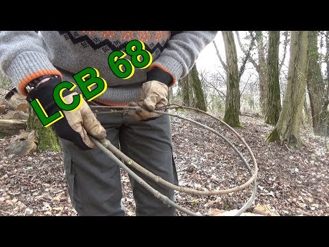 Low-cost Bushcraft Serie Teil  68