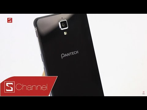 Schannel - Mở hộp và đánh giá nhanh Sky Pantech V950: Smartphone chống nước với cấu hình tầm trung