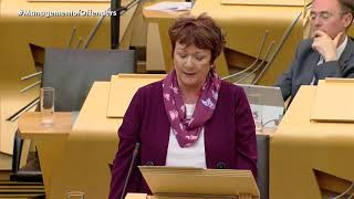 Debate - Management of Offenders Scotland Bill