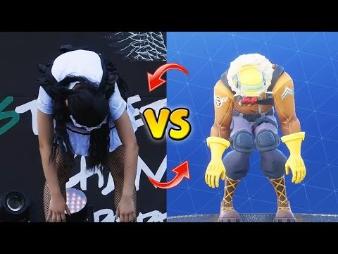 Reanimated in Real Life (Fortnite Dance)
