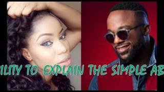 Birds of A Feather: Iyanya 'Strikes' Connection With Ese Eriata