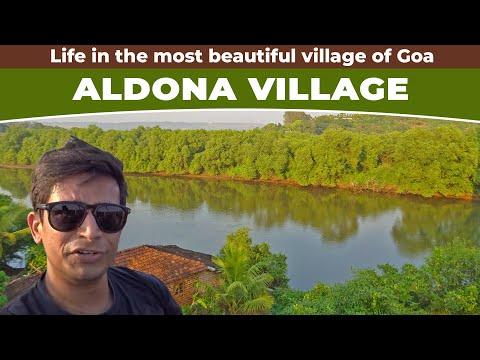 Offbeat Goa: Aldona & Corjuem (Travel Vlog)