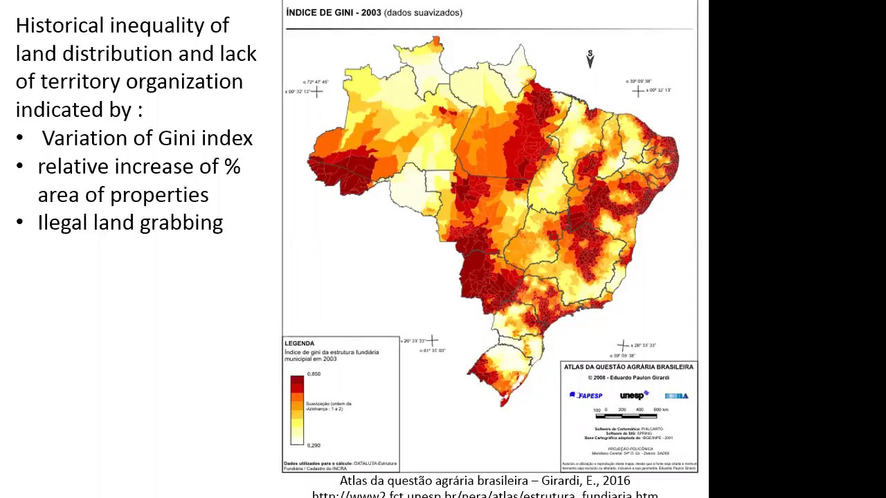 Carte Bresil Climat.Climate Change And Land Use Transition In Brazil Risks And Adaptation Measures
