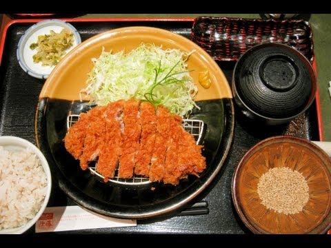 Mangio il tonkatsu