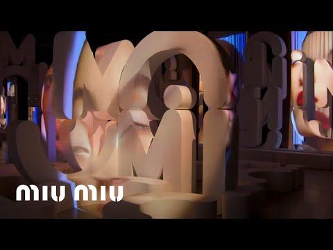 ba21c37a6e80 Miu Miu Spring Summer 2019 Fashion Show - YouTube