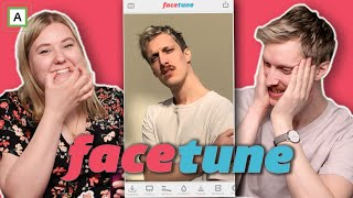 Vi tester FaceTune