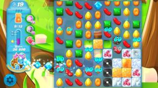 Candy Crush Soda Saga Level 603 No Boosters