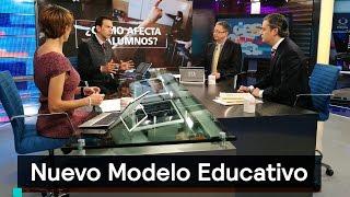 Aurelio Nuño habla en Despierta del nuevo modelo educativo - Despierta con Loret