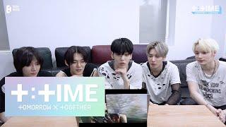 Download Mp3 0X1 LOVESONG feat Seori MV reaction TXT