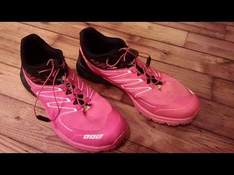 Youtube Chaussures Sur Salomon Lacets De Des Trail Remplacement CxT0fqUwn