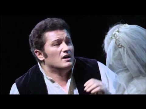 """Piotr Beczala - Lucia di Lammermoor, Edgardo """"Tu che a Dio spiegasti l'ali"""""""