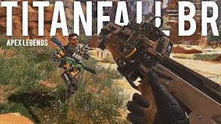 Apex Legends Gameplay + First Impressions Titanfall Battle Royale