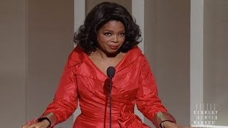 Tina Turner Tribute - Oprah Winfrey - 2005 Kennedy Center Honors