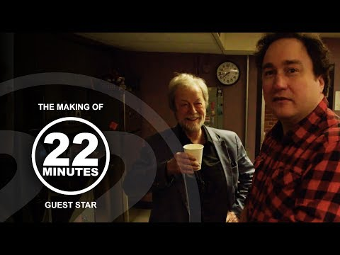 The Great Gordon Pinsent  The Making of 22 Minutes
