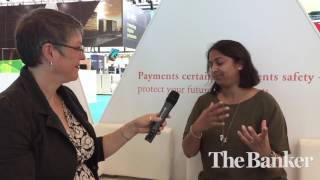 Neela Das, head of product innovation, Accuity - View from Money 20/20