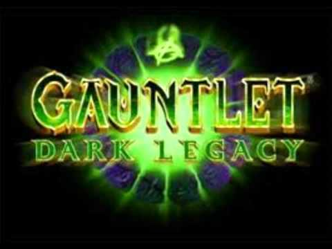 Gauntlet Dark Legacy Haunted Cemetery