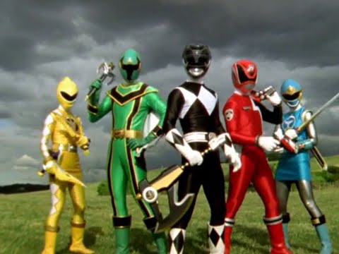 Power Ranger Operation Overdrive | Once A Ranger | Los rangers anteriores aparecen