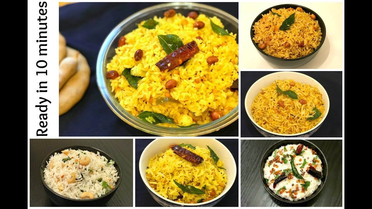 10 minute rice recipes indian lunchdinner recipes in 10 minutes 10 minute rice recipes indian lunchdinner recipes in 10 minutes simple lunch box recipes forumfinder Images