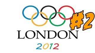 London 2012 - The Official Video Game of the Olympic Games Gameplay Let's Play Gameplay Part 2
