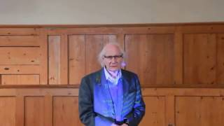 Peter Fenwick - The Art of Dying Well - Solidarity Spiritist Society - London 2016