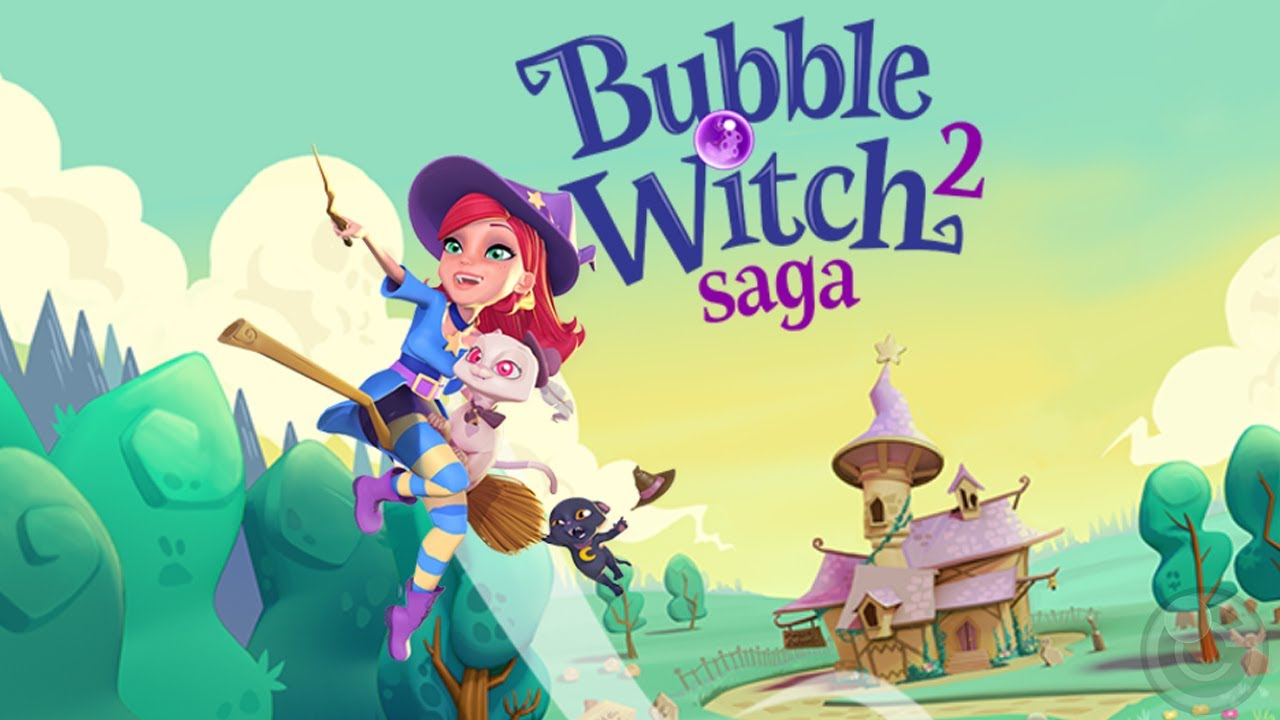Bubble Witch 3 Saga for PC Free Download