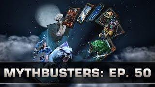 Dota 2 Mythbusters - Ep. 50