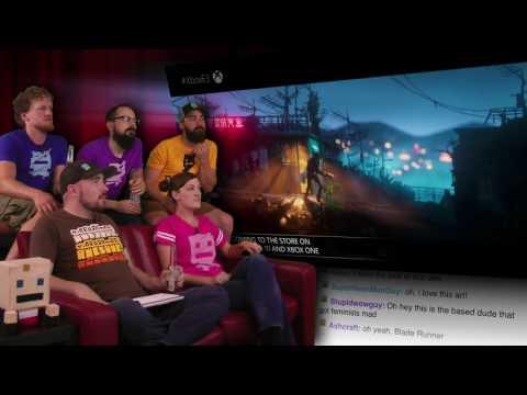 The Last Night!   E3 2017 AWESOME!