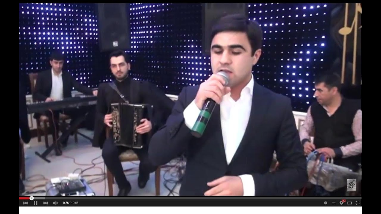 Mirelem Mirelemov Super Ifa Favorit Ansambli Tehmasibin Toyu Solomusic Youtube