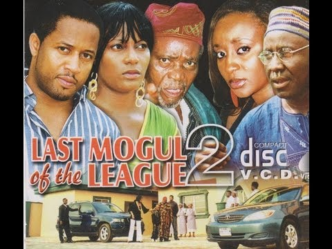 LAST MOGUL OF THE LEAGUE PART 2-  Nigerian Nollywood movie