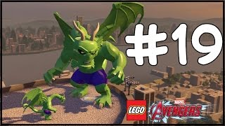 FIN FANG FOOM NEY LAN?! - LEGO Marvel's Avengers Free Roam - Part 19(Türkçe Gameplay) HD