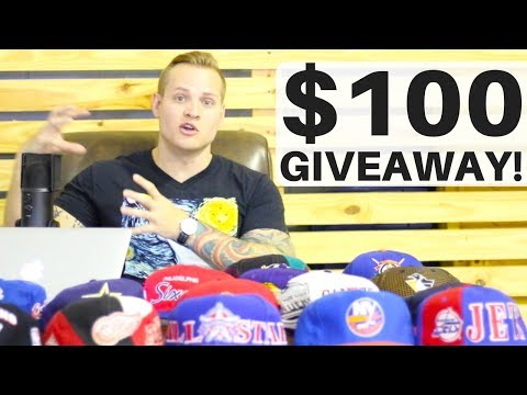 Download Youtube: Huge Vintage Snapback Haul + $100 SNUPPS GIVEAWAY! | RALLI ROOTS S2.E2