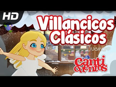Juana En Navidad, Villancicos Clásicos (Animados) - Canticuentos