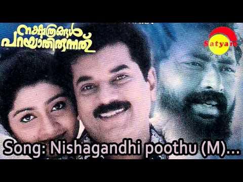 Nishagandhi poothu (M)- Nakshathrangal Parayathirunnath