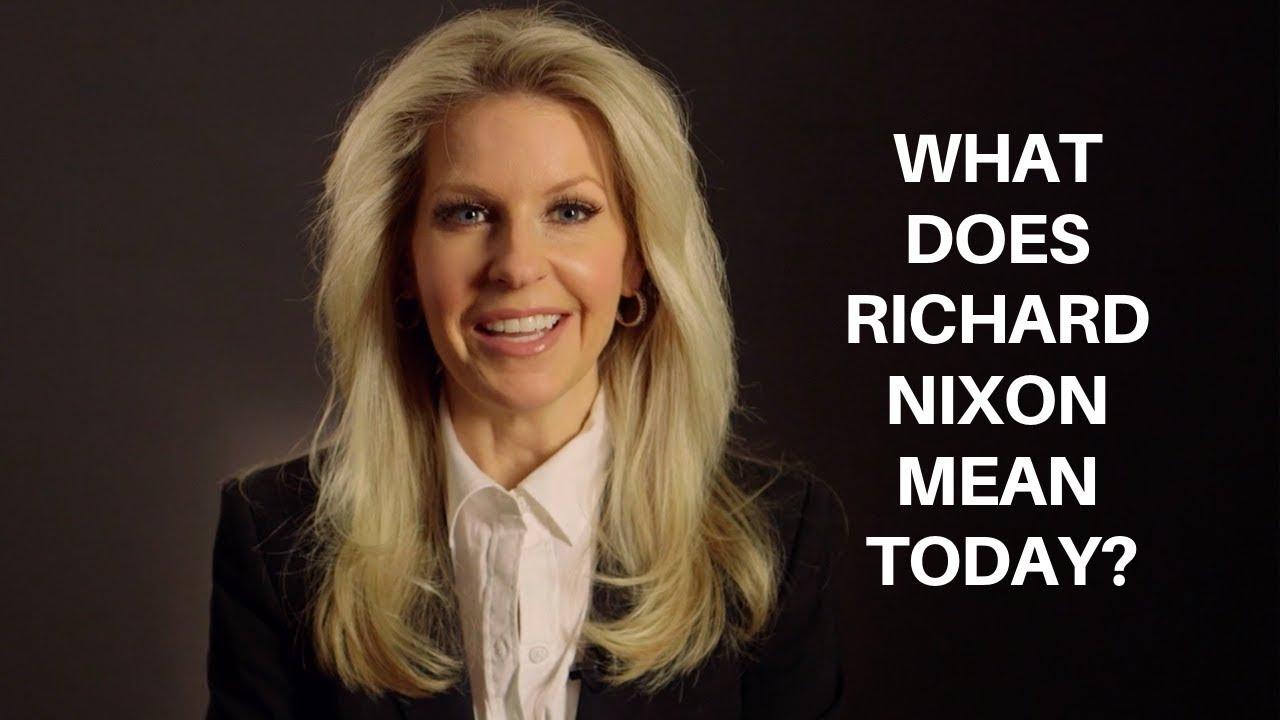 Monica Crowley on Nixon's legacy YouTube