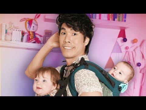 Eugene Babysits Twins For A Day