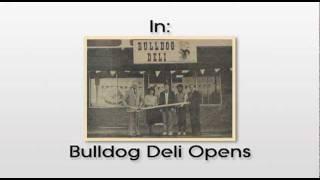 Bulldog Deli 30th Anniversary - Restaurant