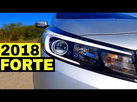 KIA Forte 2018 Manual - ¿El Mejor Sedan? ¡2 Seg Mas Rápido Que Muchos!